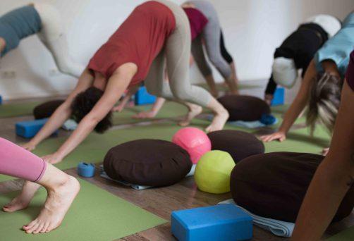 Eine außergewöhnliche Yogawoche