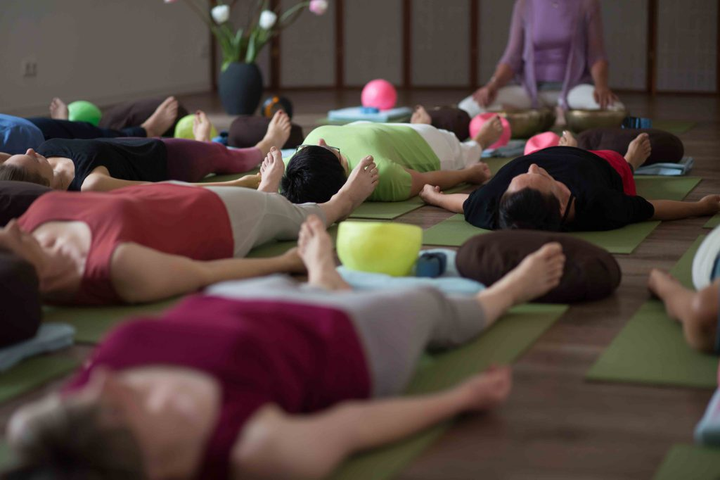 Meditation-Kurse bei Yoga-Inspiration in Chemnitz