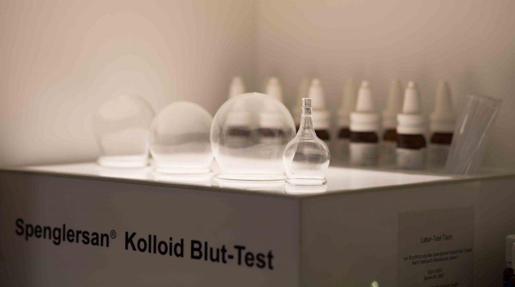 Spenglersan Kolloid Bluttest als Diagnoseverfahren