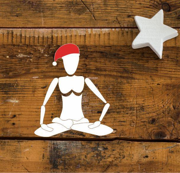 Yoga im Advent - die Vorweihnachtszeit genießen mit Yoga