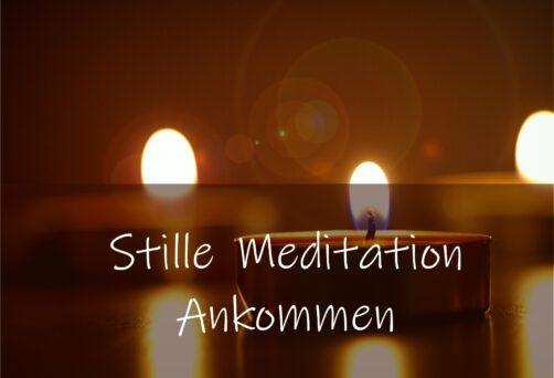 Stille Meditation zum Jahreswechsel | Ankommen