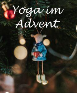 Yoga im Advent – bei Euch zu Haus
